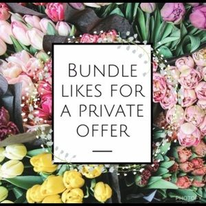 ❌Bundle 2 or more items -get private offer ❌